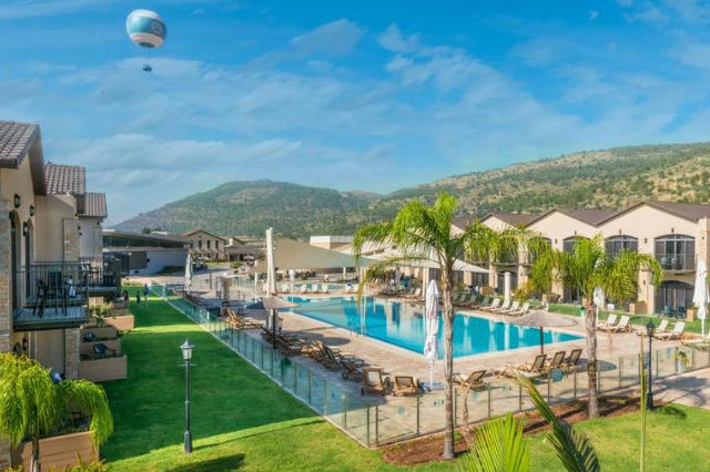 מלון גליליון מוקטן